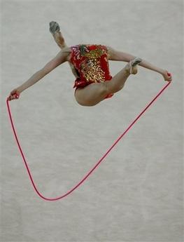 фото гимнастки без головы