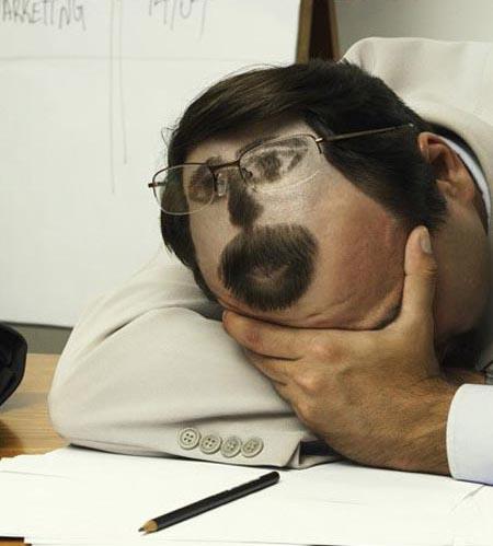 голова профессора