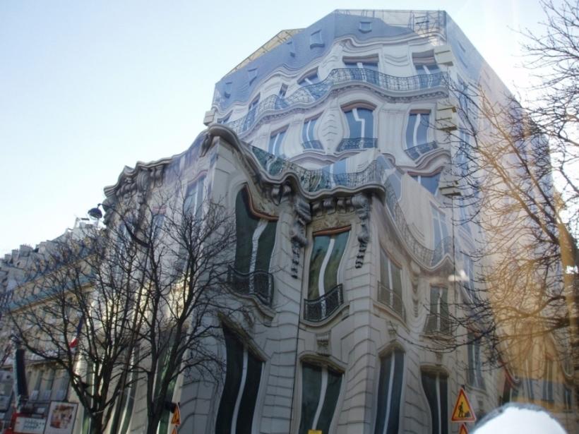 граффити париж